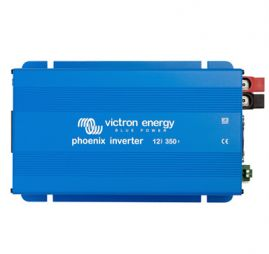 Victron Phoenix 12/350 Schuko Outlet* - Inverter Καθαρού Ημιτόνου 300W για Φωτοβολταϊκά